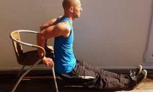 Тренировка для дома для мужчин