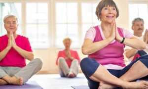 Китайская гимнастика Цигун для пожилых людей