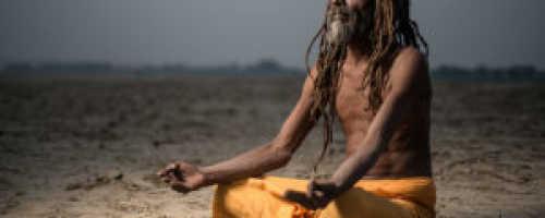 Через йогу путь к себе или баланс в большом городе