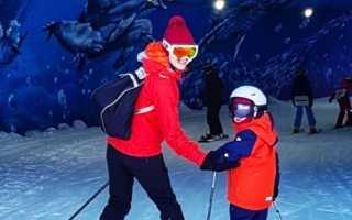 Зимние виды спорта список для детей