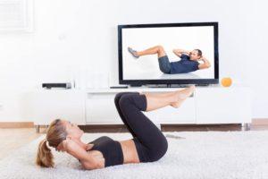 Фитнесом онлайн с тренером онлайн