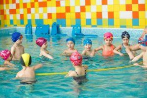 Главный элемент для занятий аквааэробикой – купальник