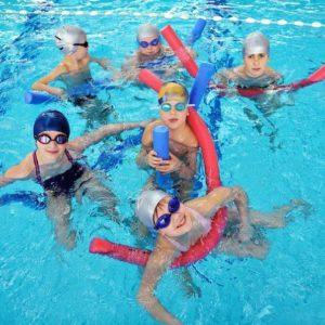 Упражнения, проводимые для школьников, занимают больше времени, чем у дошкольников