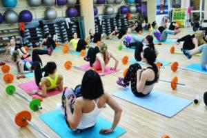 Фитнес конвенции, где повышают свой уровень специалисты