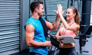 Многих привлекает красивый внешний вид фитнес тренера