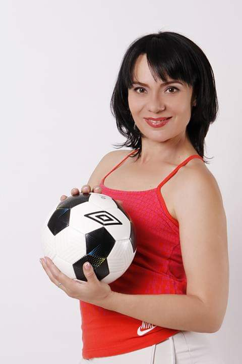 Фитнес тренер Елена Вороненко
