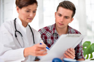 В зависимости от здоровья педиатр разделяет детей на 4 группы