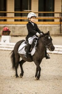 Конный спорт оказывает на детский организм оздоравливающее воздействие