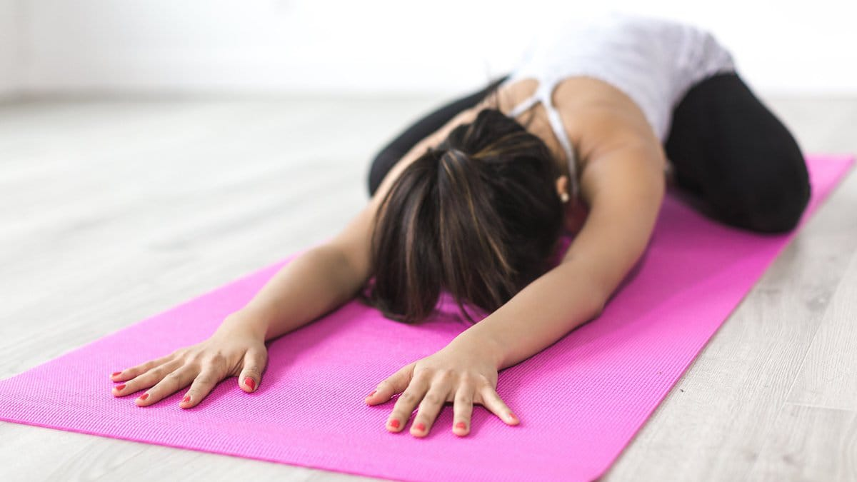 Пилатес и йога при планировании беременности