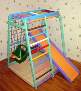 Детский комплекс для самых маленьких