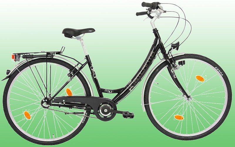 Велосипед для беременной