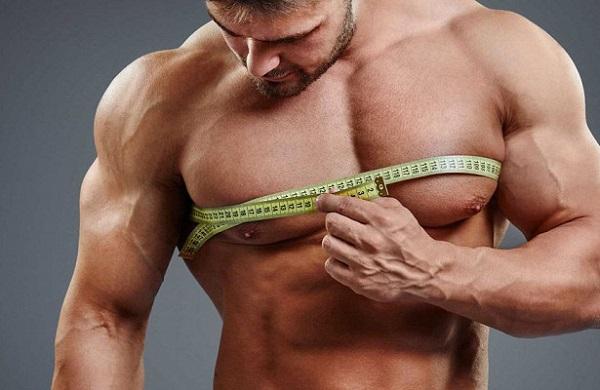 Для того, чтобы увеличить объемы груди, необходимо тренироваться