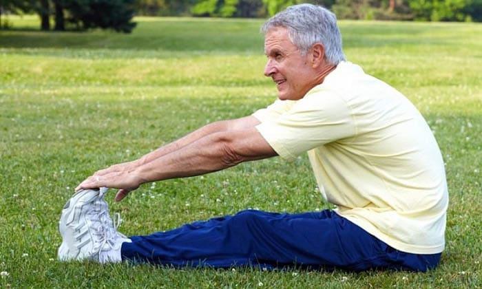 Разминка перед упражнениями