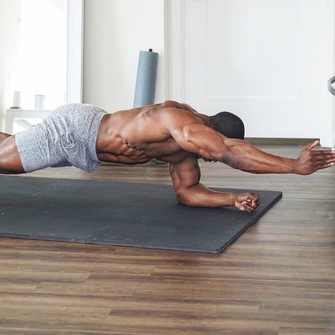 Упражнение на разные группы мышц