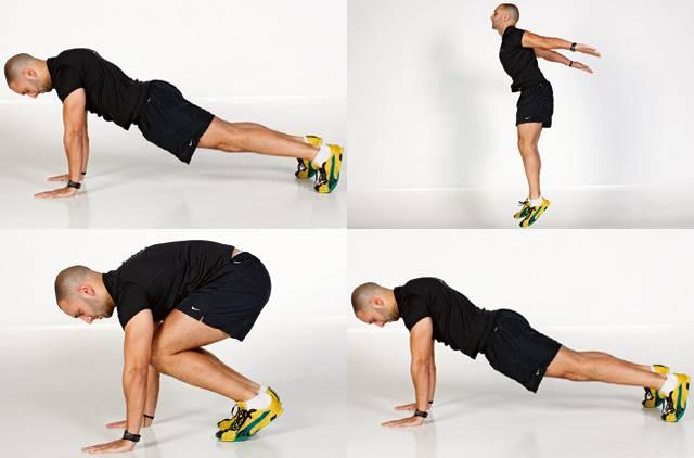 Табата упражнение
