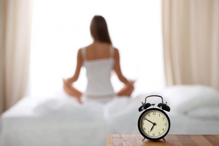 Йога поможет взбодриться