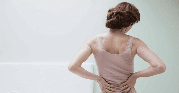 Растяжка помогает убрать боли в спине