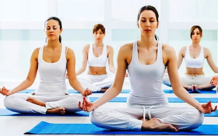 Йога кундалини - друг здорового тела
