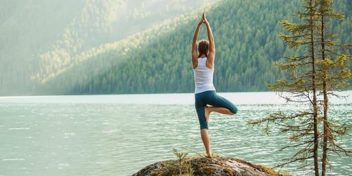 Хатха йога может дополняться медитацией