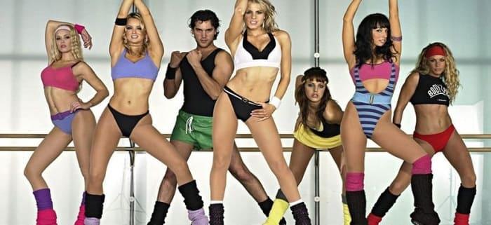 Шейпинг - это популярное направление женского фитнеса