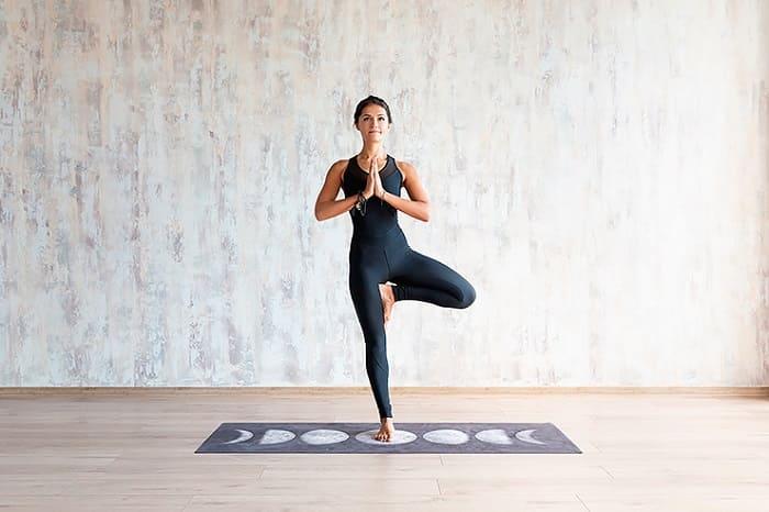 Хатха йога очень популярна в современном мире