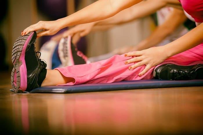 Упражнения на растяжку бывают различной сложности