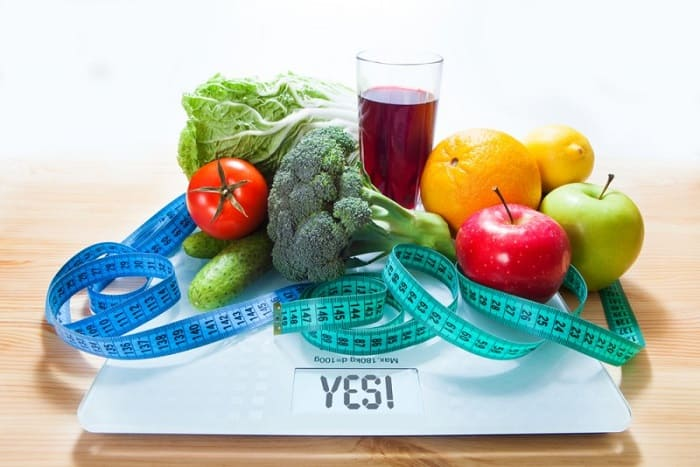 Для похудения обязательно нужно скорректировать рацион