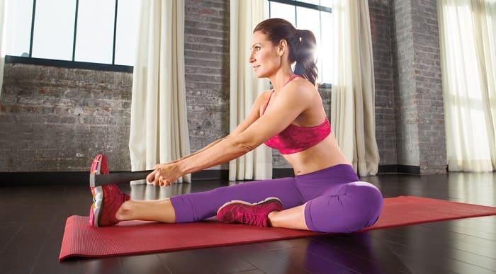 Включите стретчинг в свою программу тренировок
